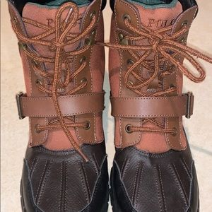 Polo unisex boots